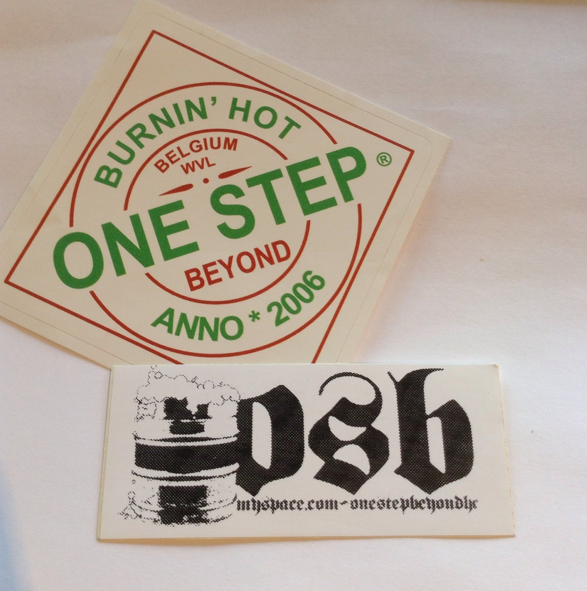 One Step Beyond - Belgium hardcore #onestepbeyond #osb