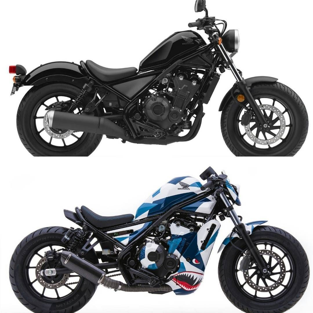 Honda Cmx 500 Motorcycle Test: 16 Mentions J'aime, 1 Commentaires