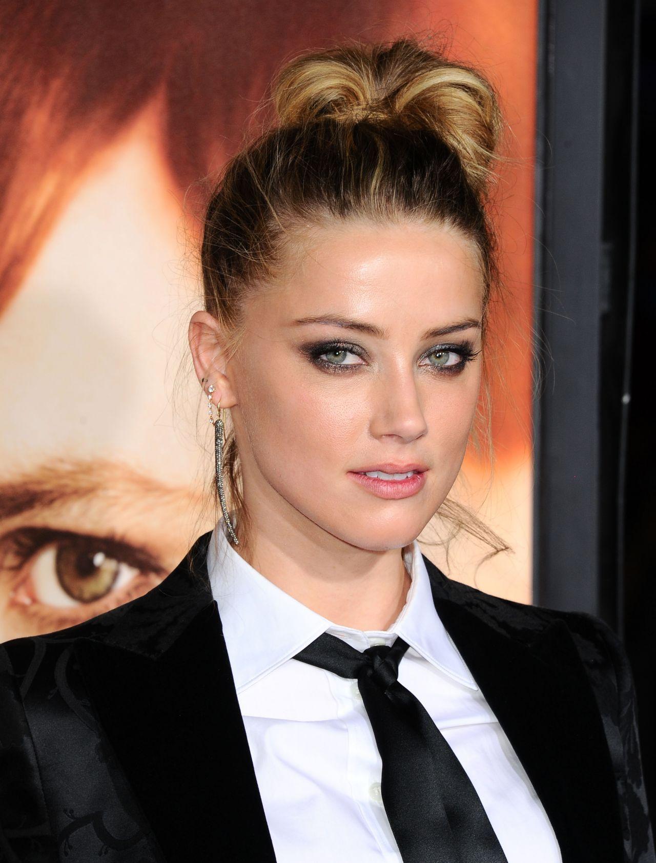 Amber heard u the danish girl premiere in westwood november