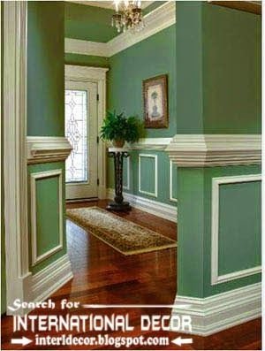 Amazing Decorative Wall Molding Designs Ideas And Panels For Doors And Windows