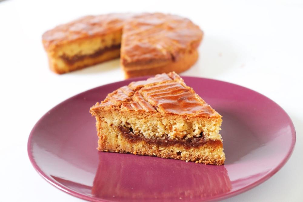 Gâteau breton au caramel beurre salé - Recette Olivia Pâtisse