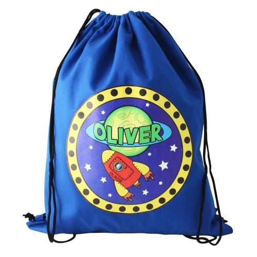 Space Bag Kid Waterproof Swimming Bag Children/'s PE Bag Boys//Kids Swim Bag