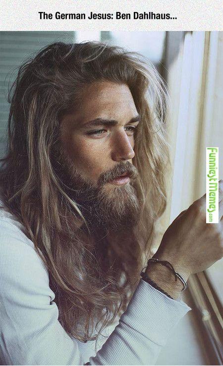 Funniest Memes Long Hair Styles Men Hipster Beard Mens Hairstyles