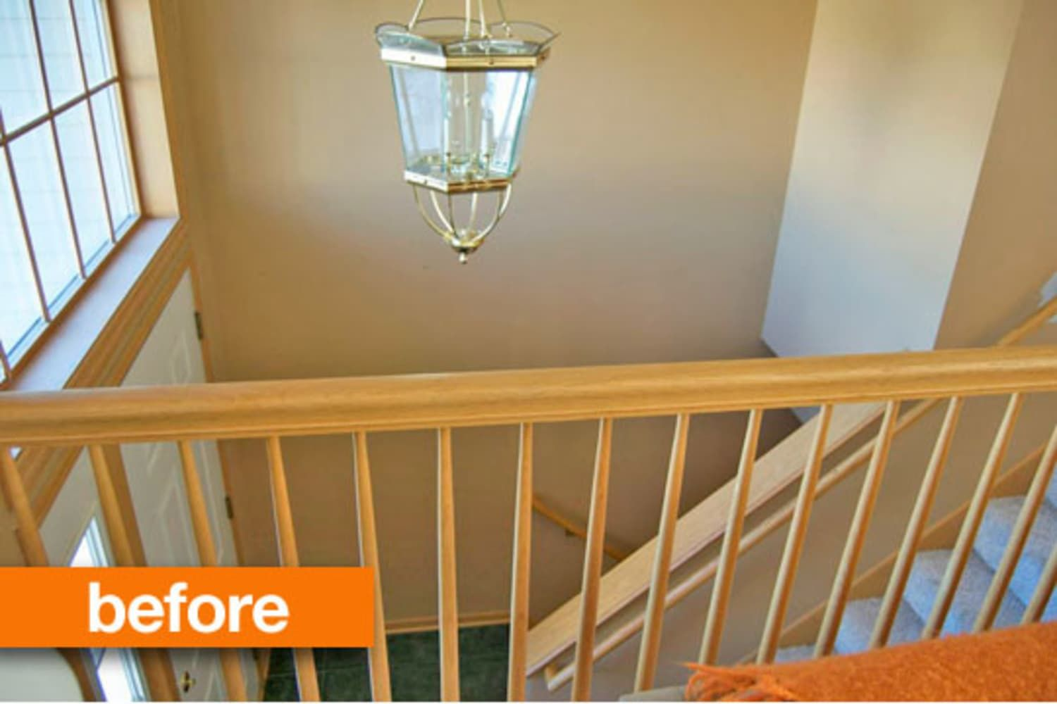 Ever since my husband and I moved into our 1997 split level weve been slowly working at removing the builder grade finishes to really make it reflect our taste A couple o...