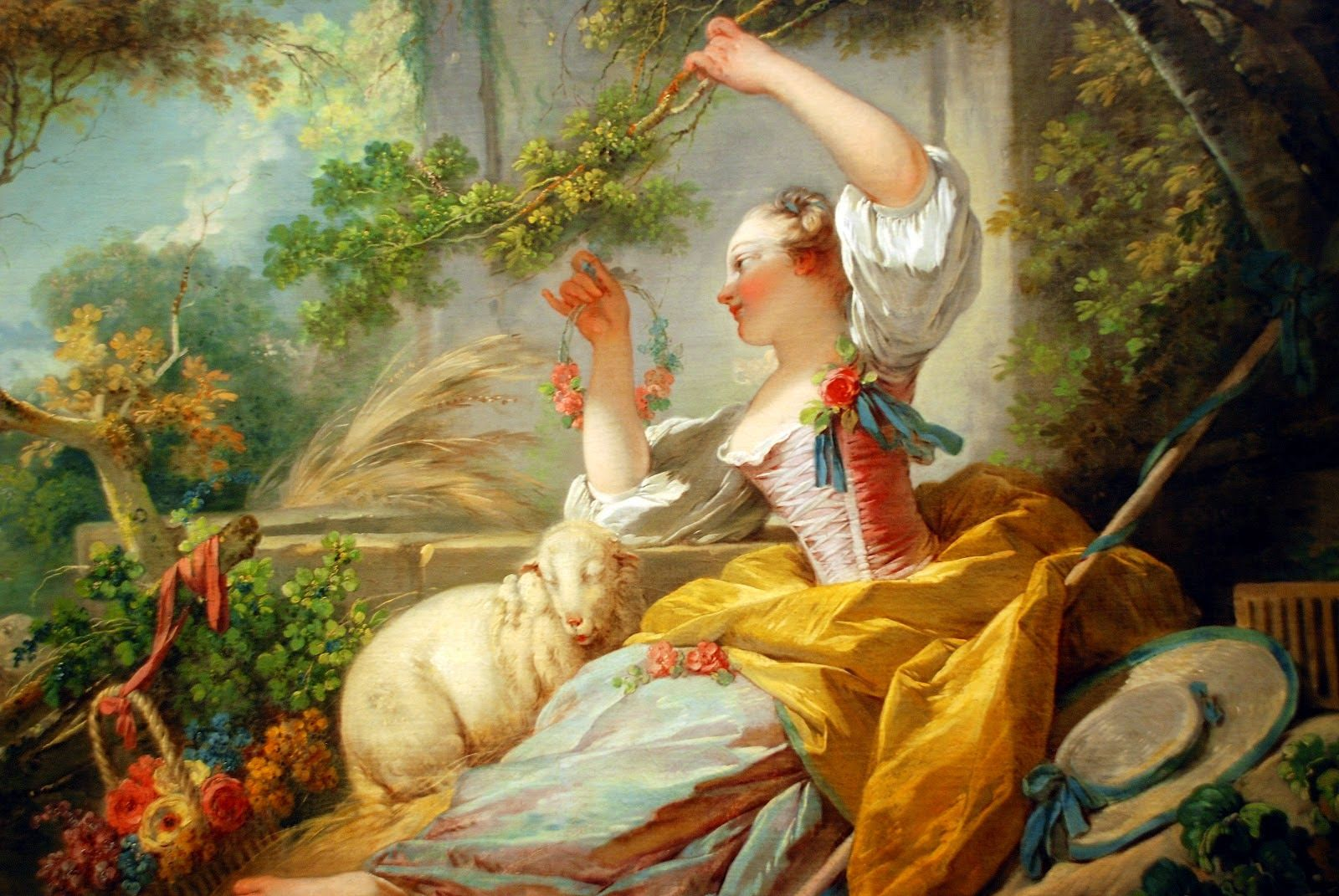 Jean Honor     Fragonard   Pinterest   Rococo  Art history and Paintings Jean Honor     Fragonard   Rococo Era painter   Tutt Art    Pittura     Scultura      Poesia     Musica