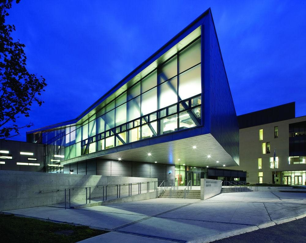 Architecture Design University university of toronto at scarborough – new student centre design
