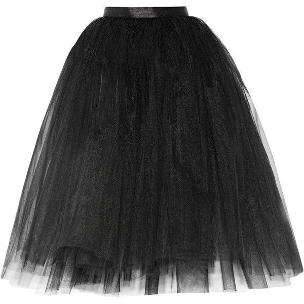 Ballet Beautiful Tulle skirt ($66) ❤ liked on Polyvore featuring skirts, bottoms, saias, black, ballet skirt, tulle ballet skirt, tulle skirt, full tulle skirt and full skirt