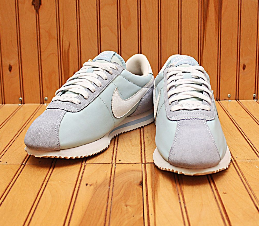 100% authentic f62e7 48e9f 2005 Nike Cortez  72 Classic Size 9 - Baby Blue Light Blue Grey - 312864  411   Clothing, Shoes   Accessories, Women s Shoes, Athletic   eBay!