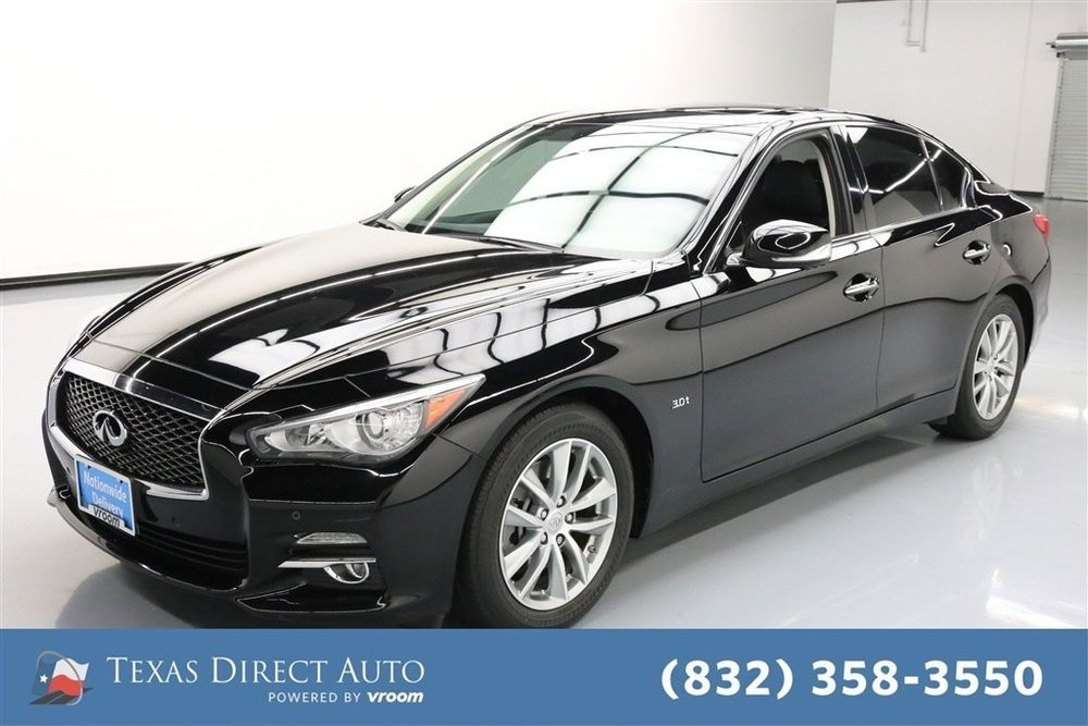 For Sale 2016 Infiniti Q50 3.0t Premium Texas Direct Auto