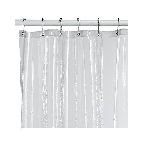 This Shower Curtain Liner Is Friendly To The Environment While