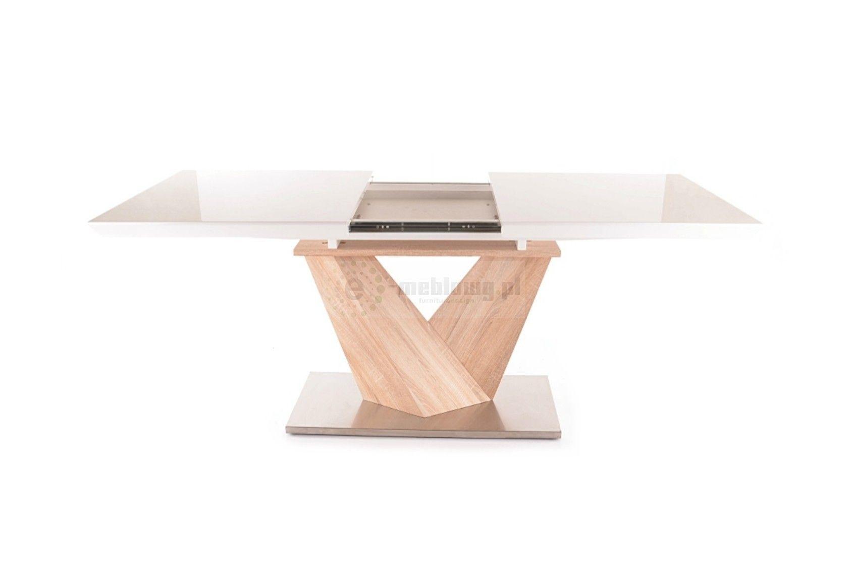 Stół Rozkładany Light Kuchnia Jadalnie Nowoczesny I Kuchnia