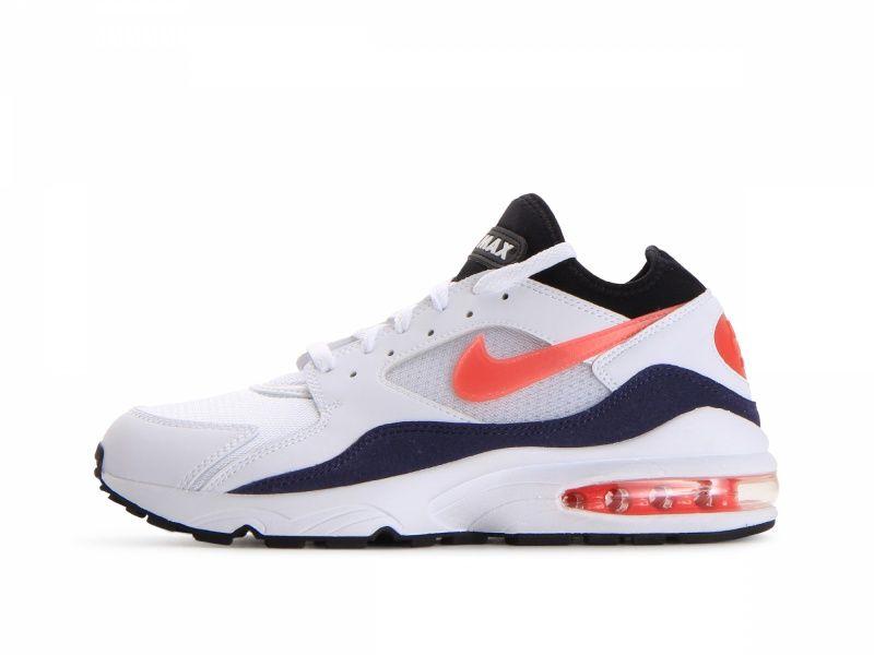Nike Air Max 93 White 306551 102 sneakAvenue | Zapatos