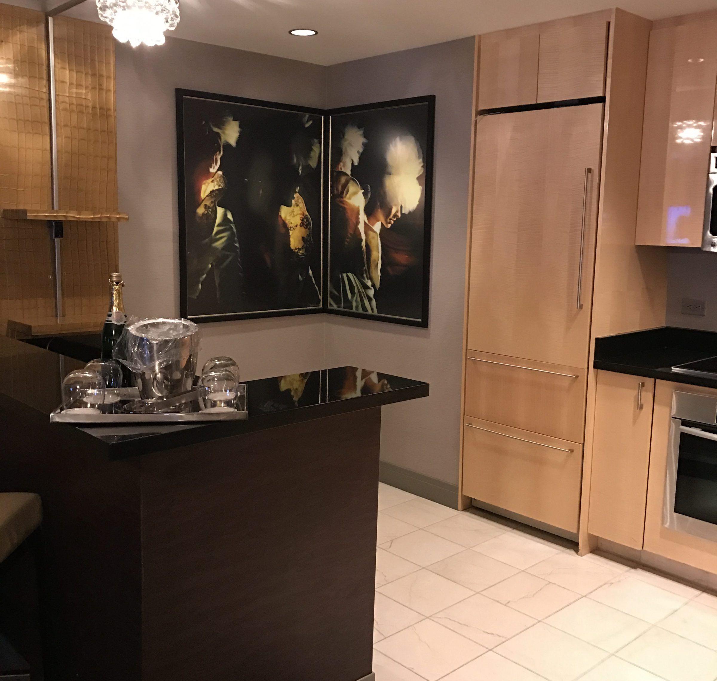 Best Fountain View Suite in Las Vegas Hotel suite luxury