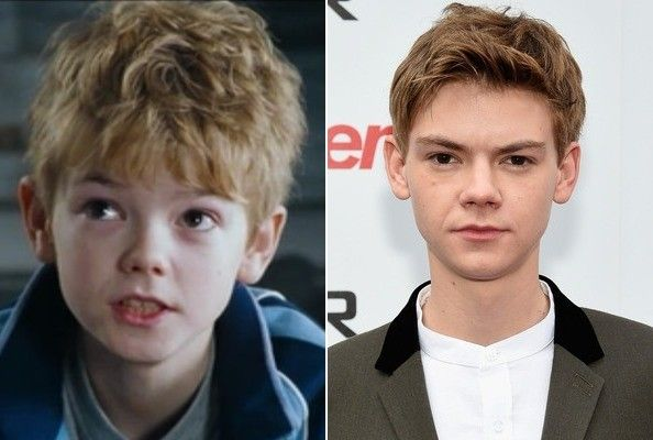 Where Are They Now Kids From Christmas Movies Thomas Brodie Sangster Christmas Movies Movie Photo