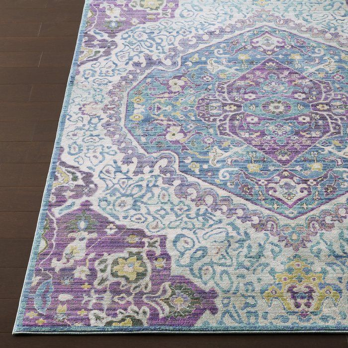 Altus Oriental Area Rug In 2020 Purple Teal Bedroom Purple