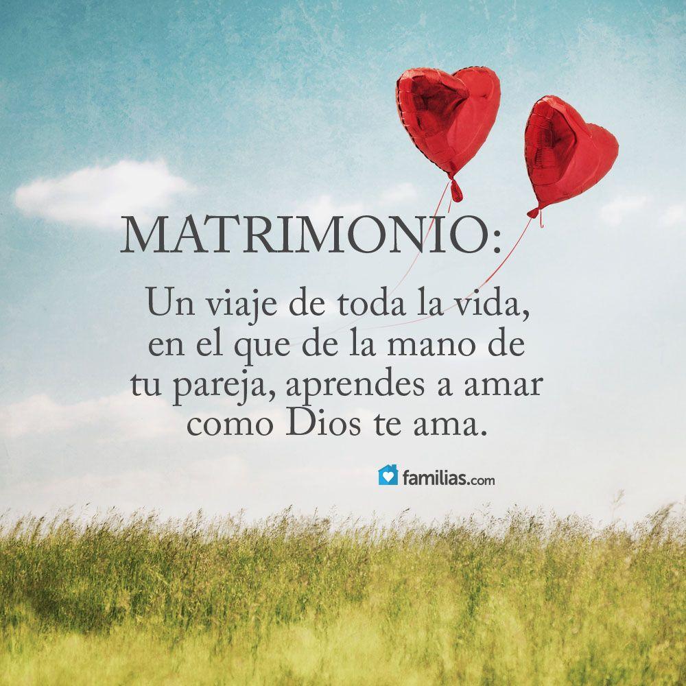 Esa persona que Dios eligi³ para ti hará que en tu Matrimonio aprendas lo que es el verdadero Amor y eso s³lo lo verás en medio de grandes pruebas
