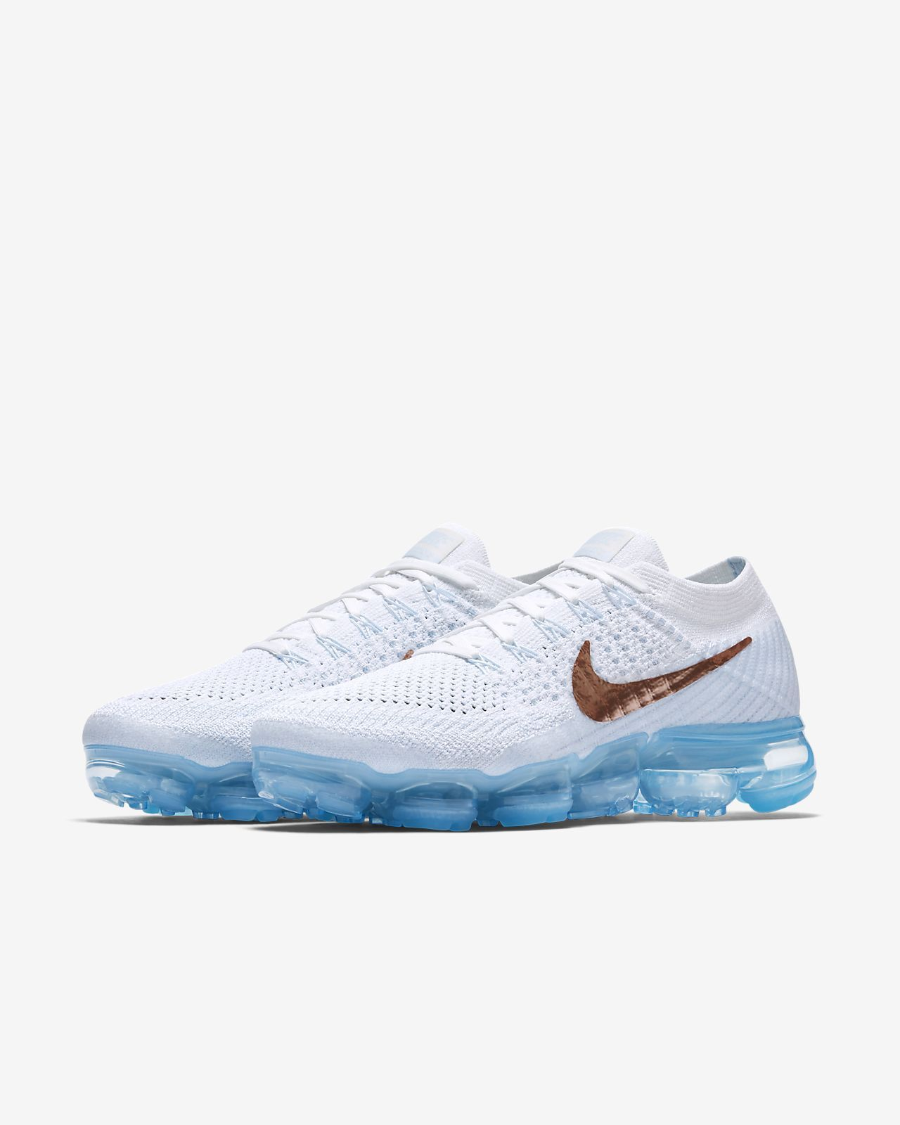 the latest e5bcd 5ff77 Nike Air VaporMax Flyknit Explorer Women s Running Shoe
