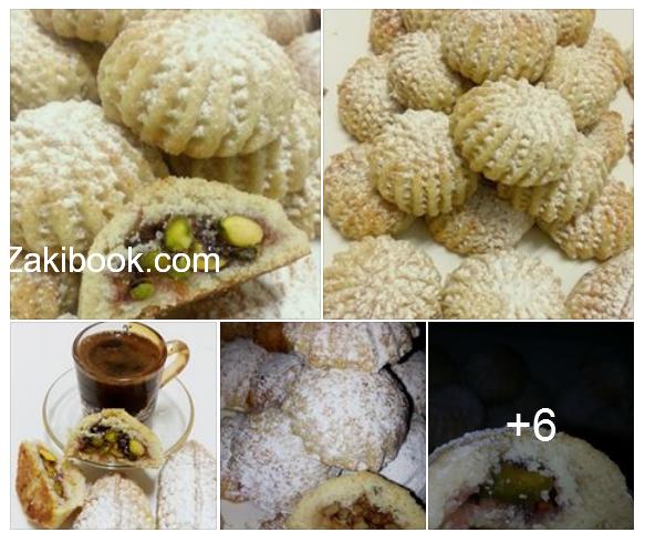 كيف تحصل على معمول طري وبنفس الوقت لا يتفتت زاكي Middle Eastern Desserts Ramadan Recipes Arabic Sweets