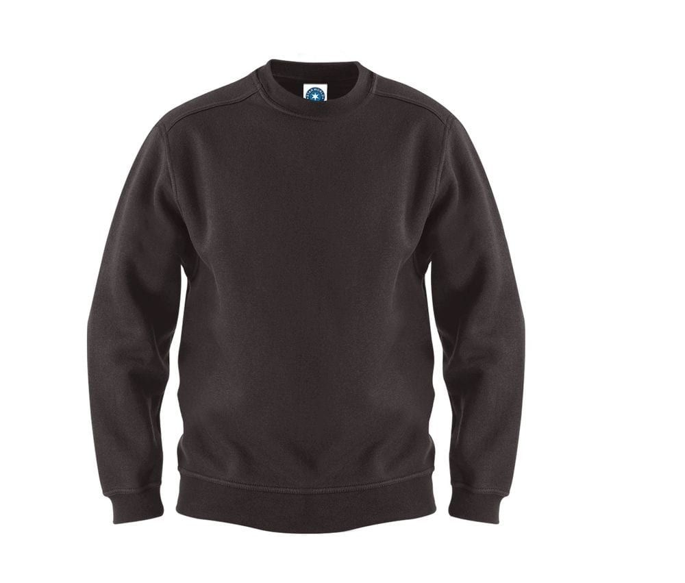 Sweat manches anthracite – Starworld SW299 – Taille: L   – Products