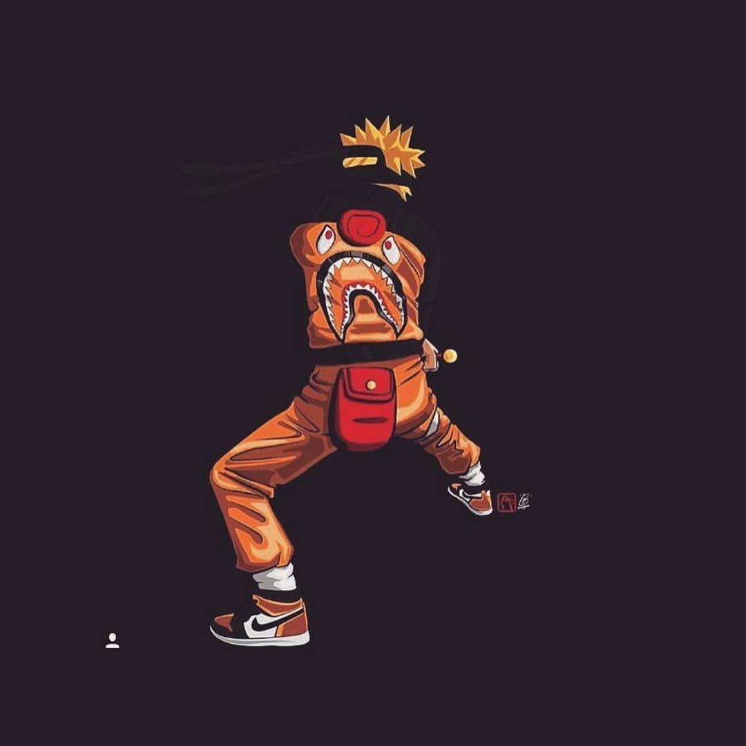 X 1080 1080 Naruto Hypebeast