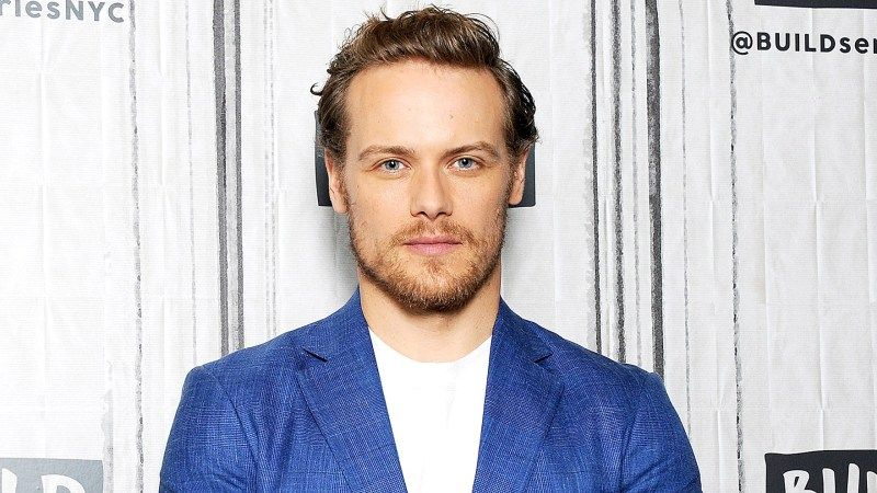 Sam Heughan 25 Things You Don T Know About Me Sam Heughan Sam