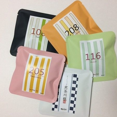 5-Pack To Go gifts /№TB