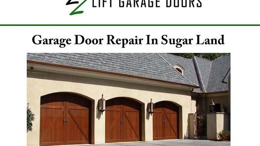 If You Are Looking For Quality Garage Door Repair Service Sin Sugar