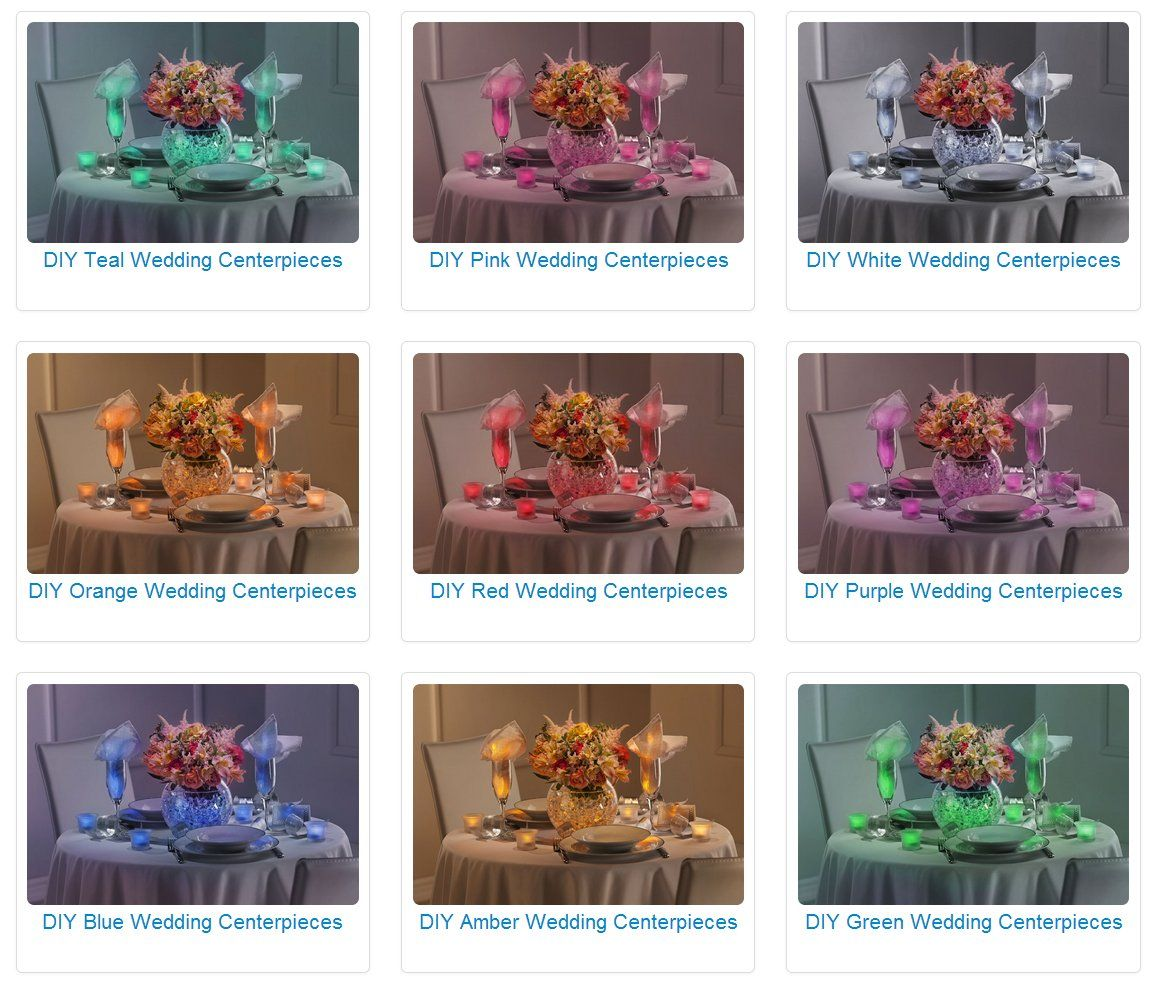 Beautiful diy wedding centerpieces without breaking the bank diy