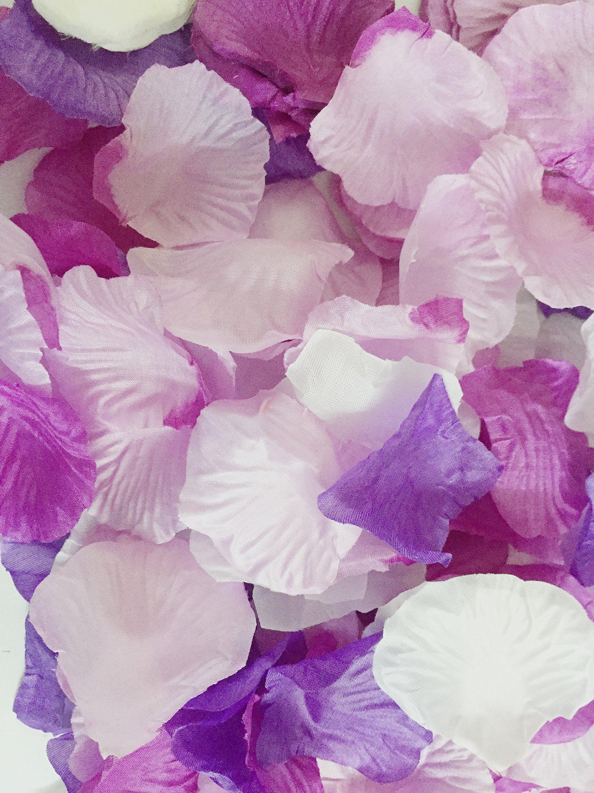 Robot Check Rose Petals Wedding Flower Petals Wedding Silk Rose Petals