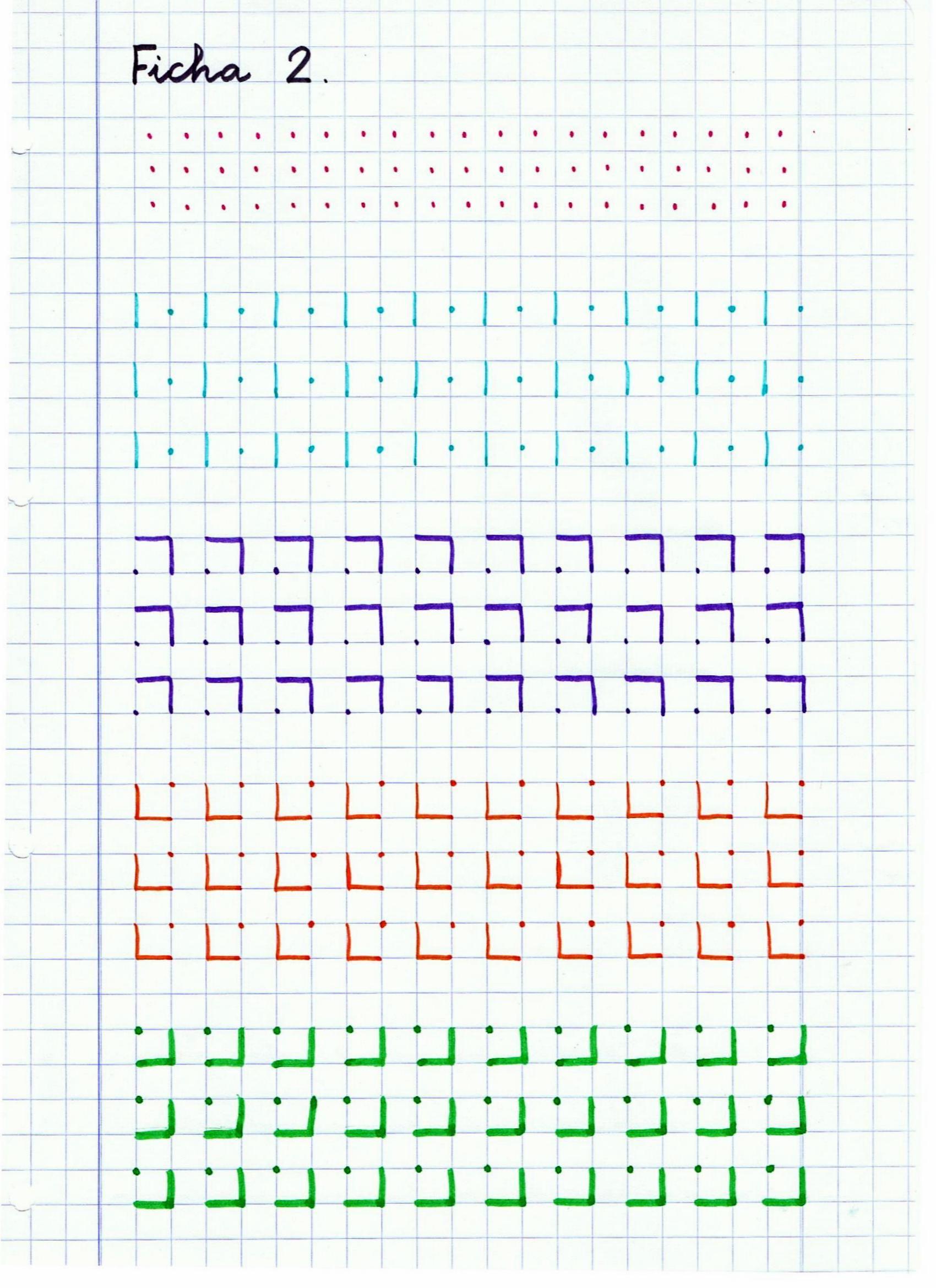 Caligraf a material de refuerzo i grafisme pinterest - Como mejorar la caligrafia ...