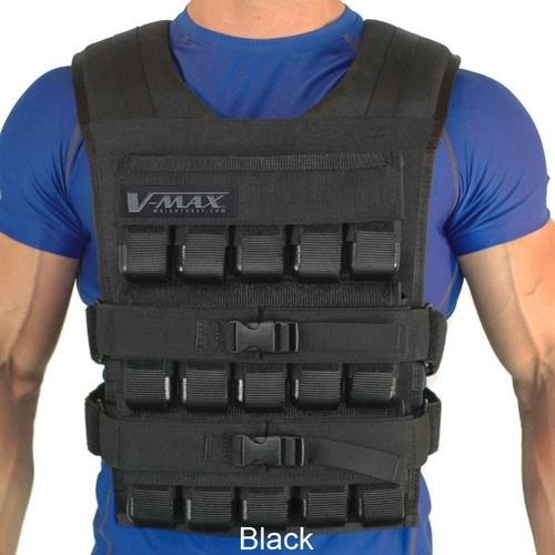 150 lb. VMAX long weight vest in 2020 Weight vest