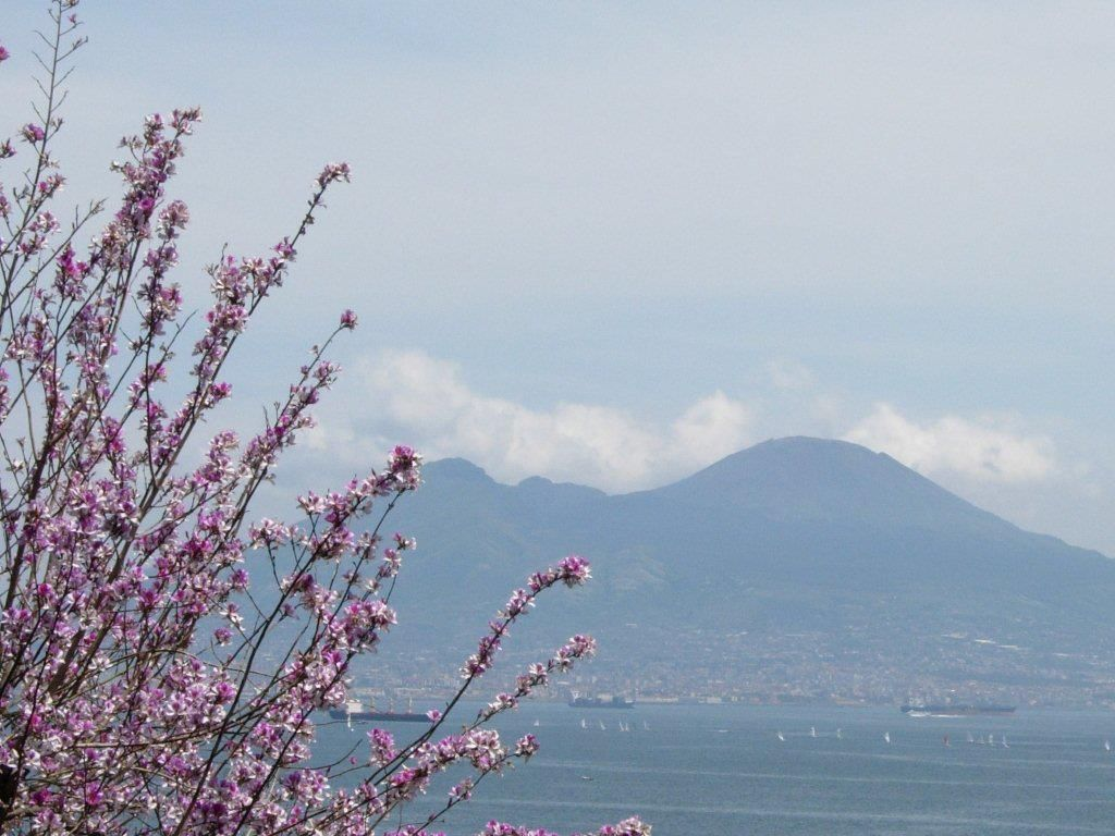 #Italy Naples, Posillipo hill. This is an Italy Different destination.