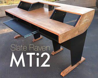 17 unidad ngulo m sica productor grabaci n escritorio - Mesas de estudio para espacios pequenos ...