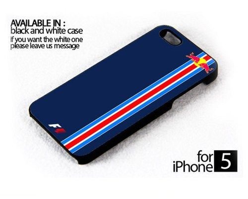 AJ 710 F1 Champion RedBull Team - iPhone 5 Case | FixCenter - Accessories on ArtFire