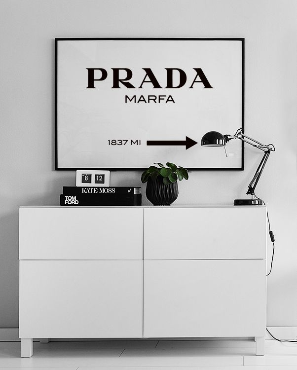 Cleanly Designed With A Black And White Posters Stylish