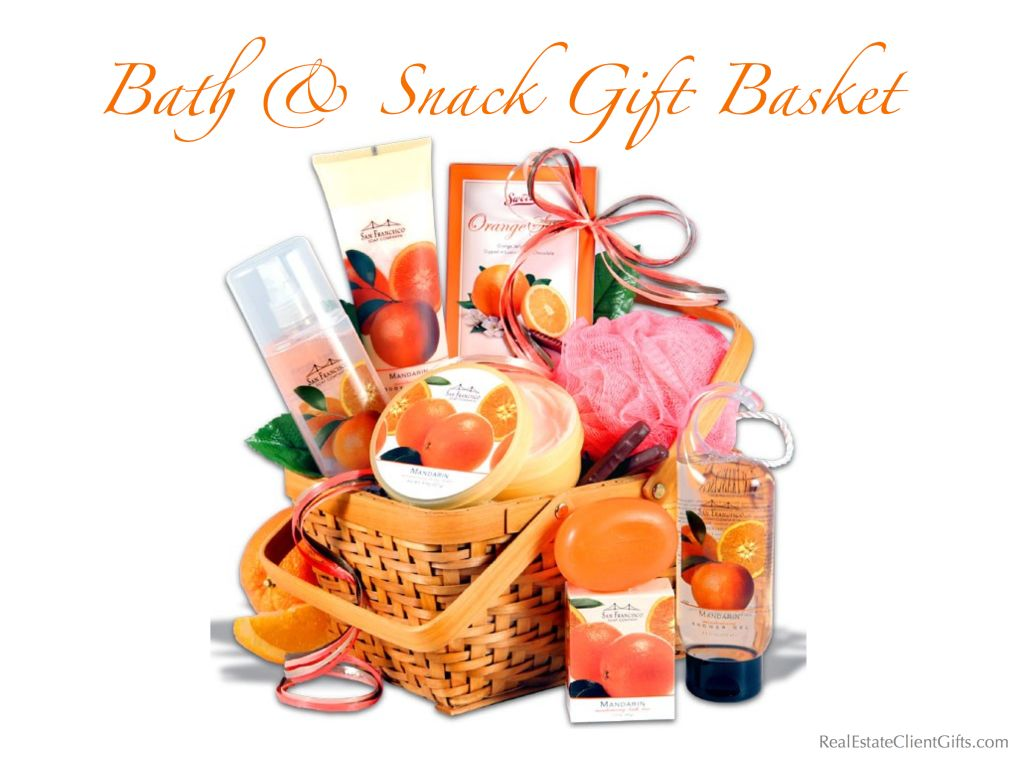10 best spa gifts pamper your clients gift baskets