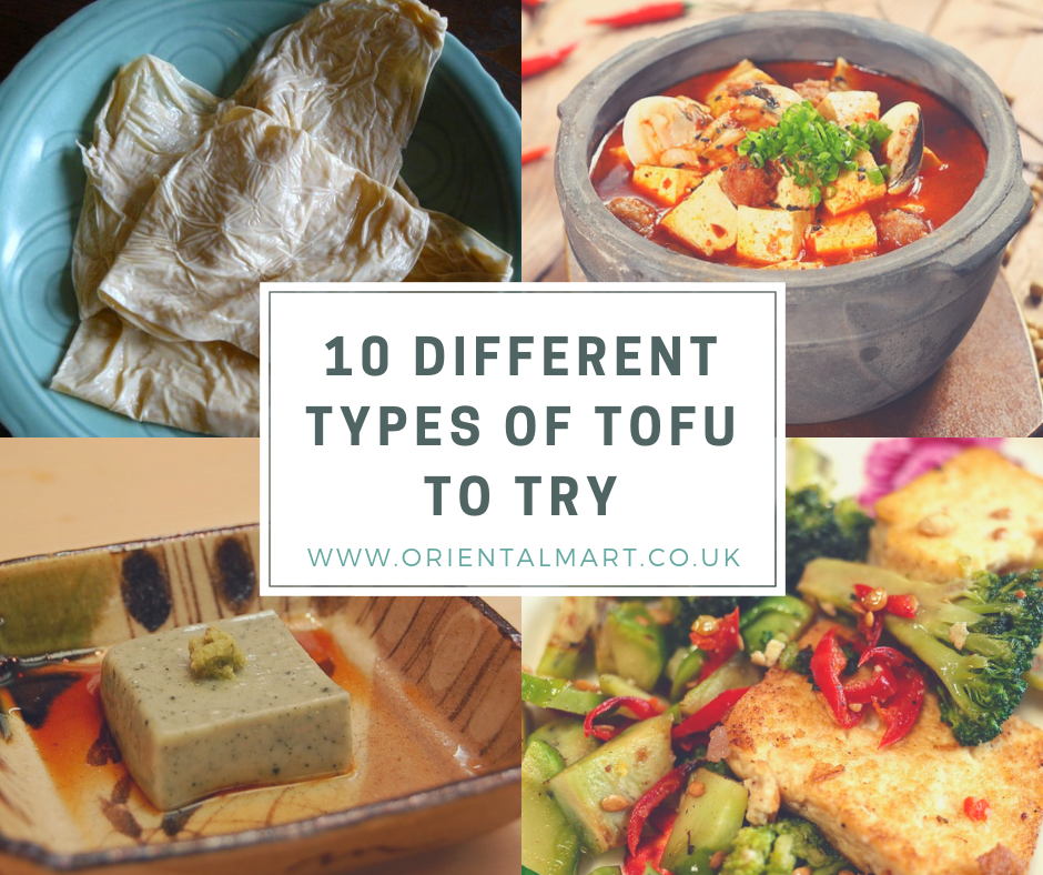 10 Different Types Of Tofu To Try Tofu Food Eat