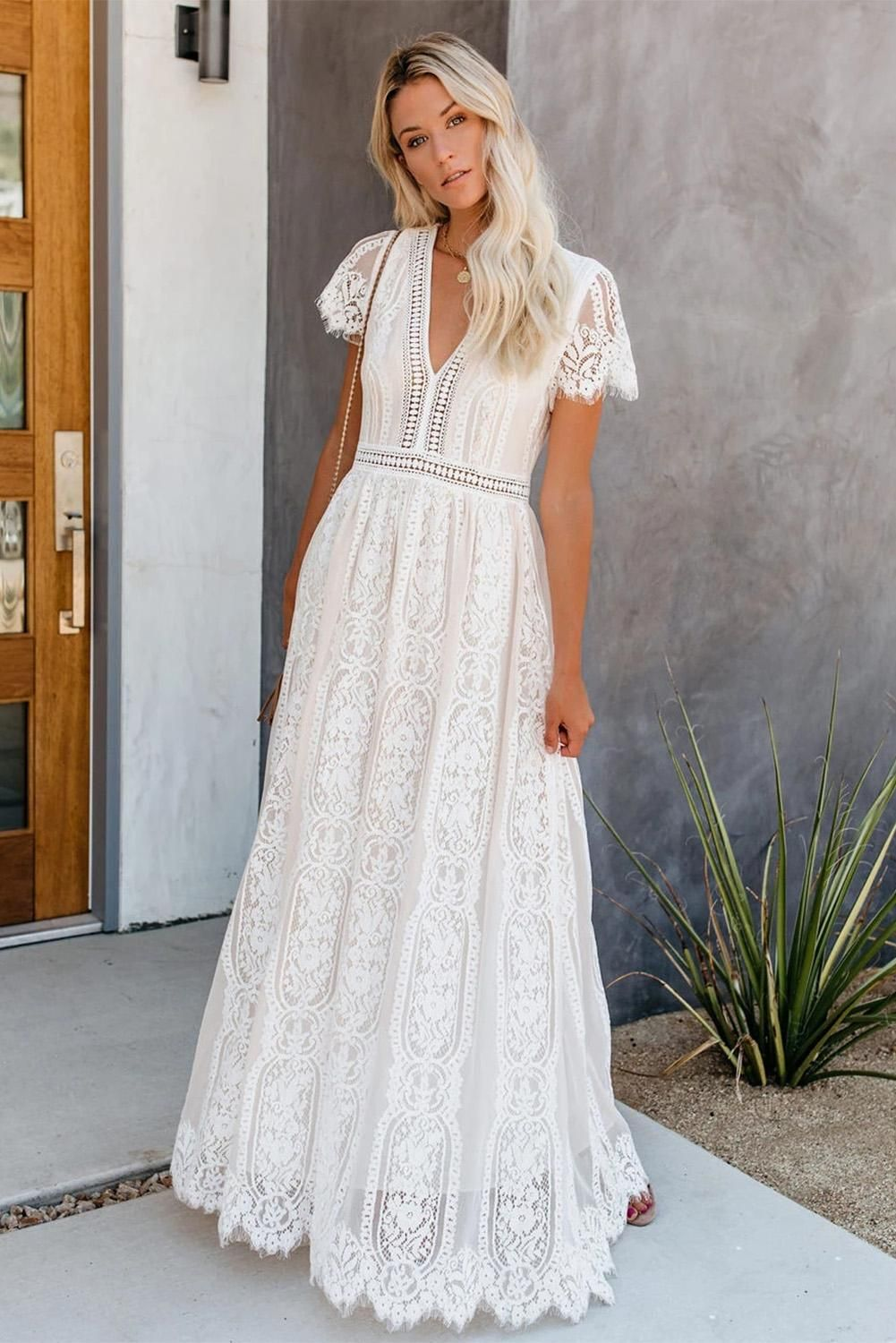 White Heart Fill Your Lace Maxi Dress White Lace Maxi Dress Lace White Dress Lace Maxi Dress [ 1500 x 1001 Pixel ]