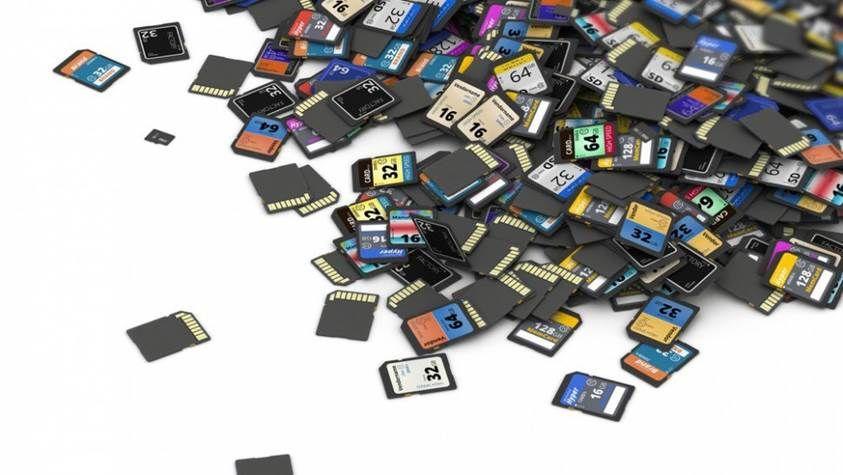 Las tarjetas SD pronto serán evaluadas por su rendimiento con aplicaciones