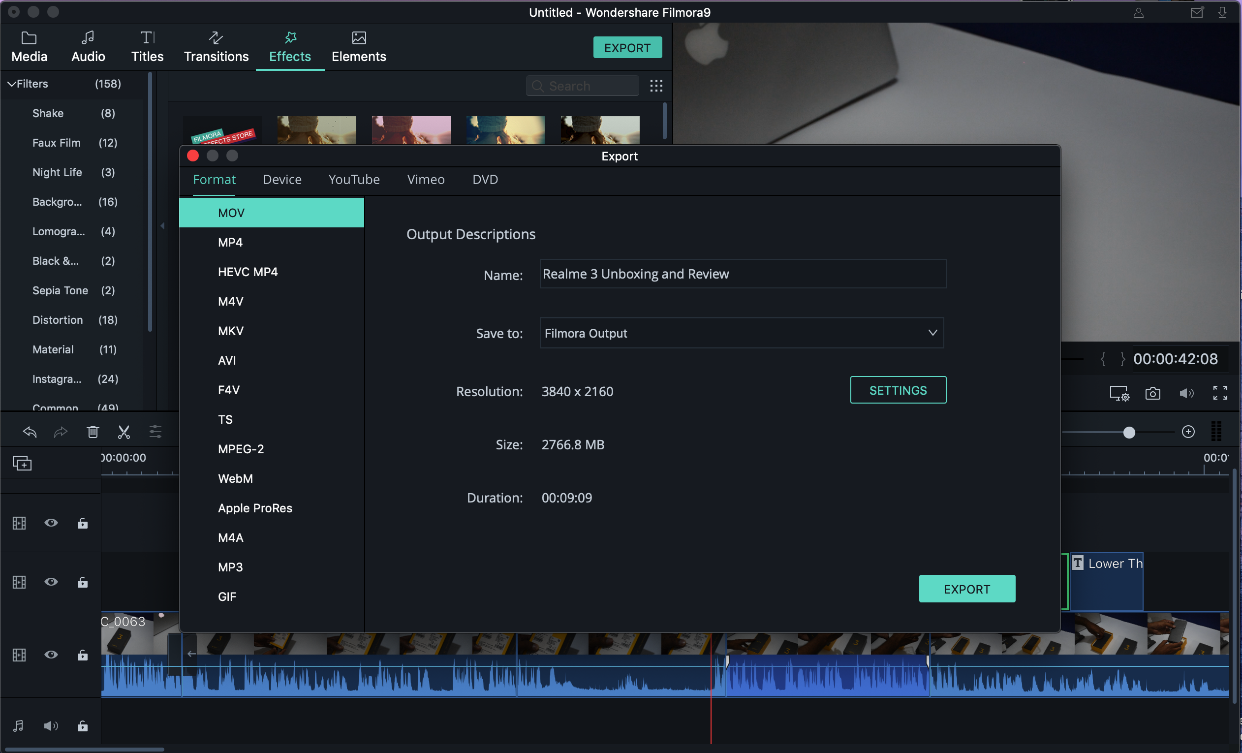 Wondershare Filmora 9 Review An Easy To Use Video Editor For All Techwafer Video Editor Video Editing Software Video Editing