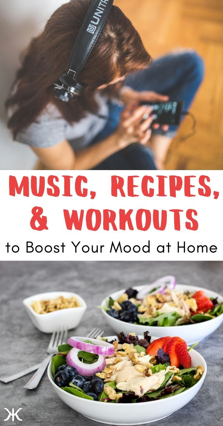 Boost Your Mind, Body Soul At Home (+ Country Quaratunes
