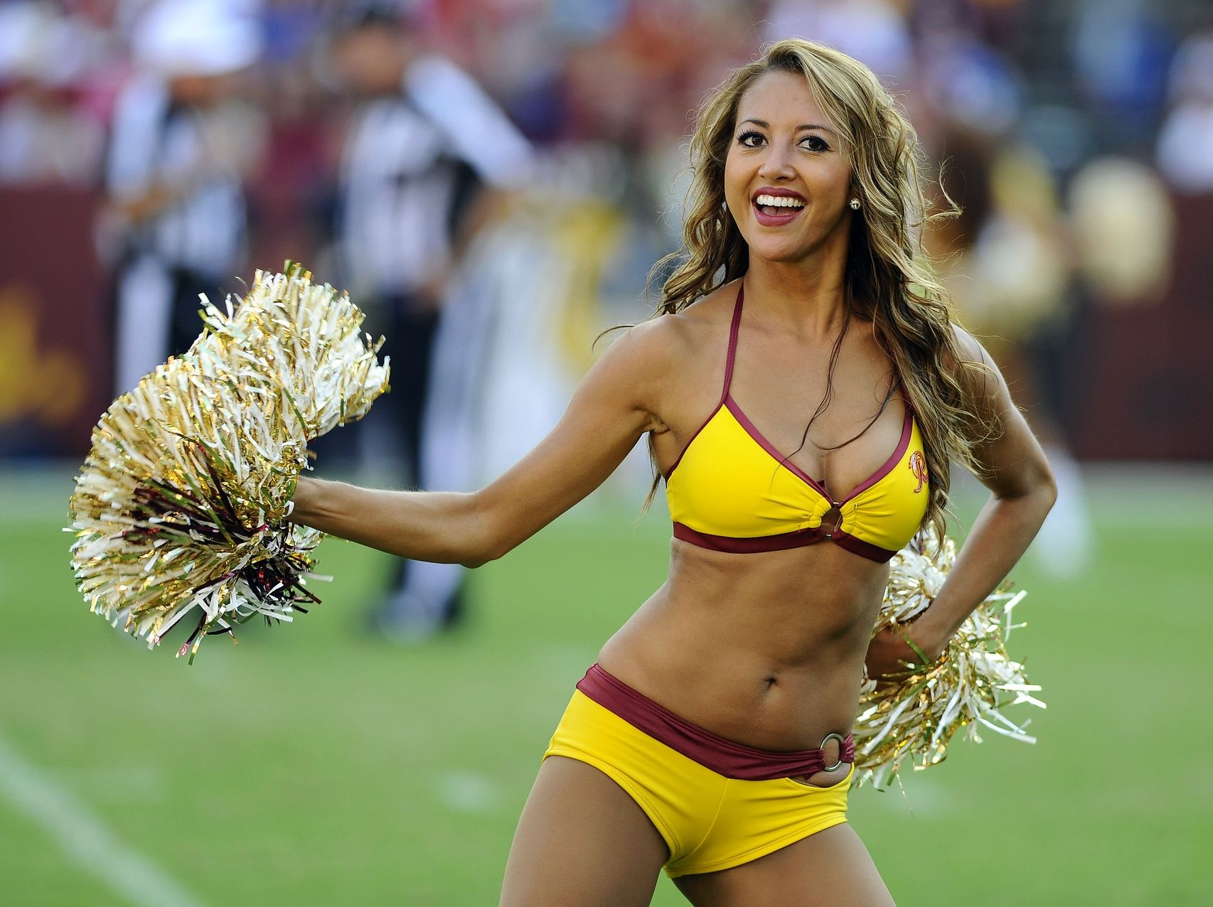 Hottest Nfl Cheerleaders Nude  New Girl Wallpaper-9220