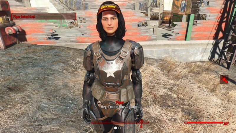 The PlayStation 4 Finally Gets Fallout 4 Mods Many Of Which Even Work