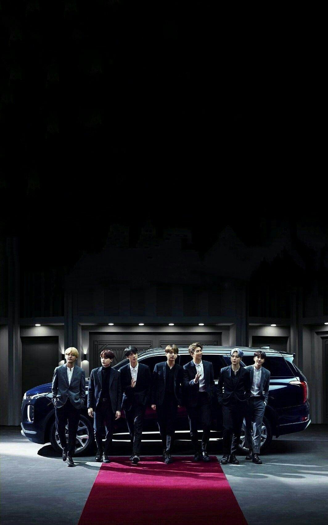 Bts X Hyundai Bts Gambar Wajah Seokjin Kim Namjoon