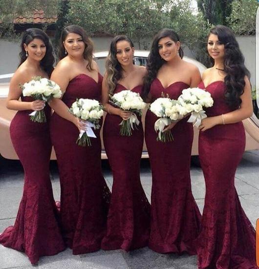 a77e29953d Strapless Bridesmaid Dresses