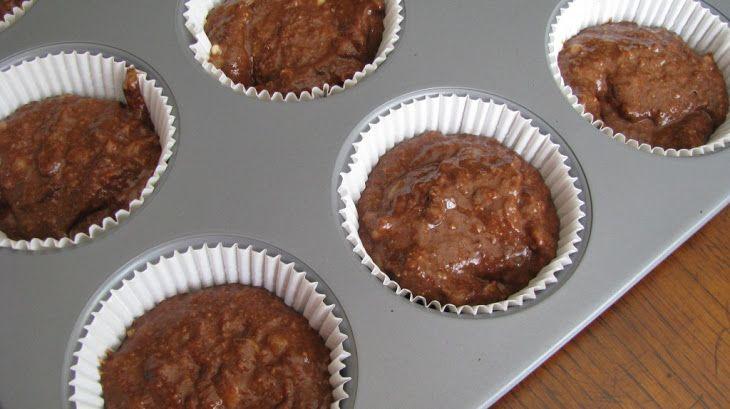 Chocolate Banana Muffins VII Recipe