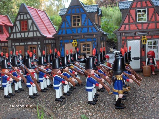French occupation of Strausburg