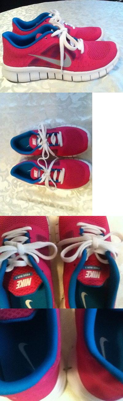cheaper b8659 43546 Youth 158954  Girls-New-Size 3.5-Nike Shoes-Free Run 3