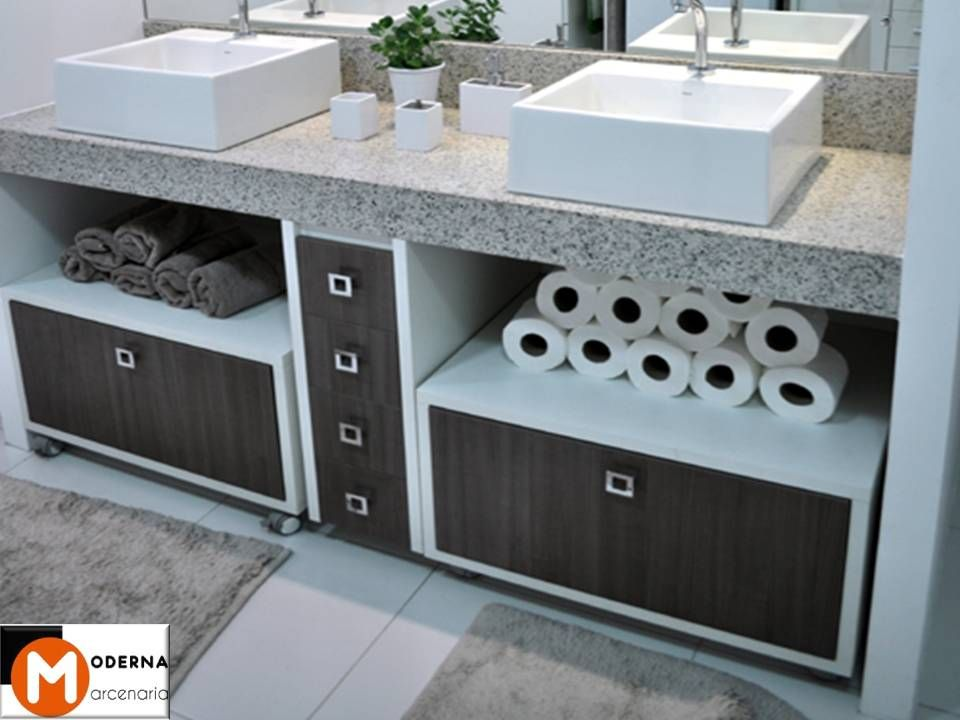 Artesanato Jundiai ~ armario de banheiro moderno Pesquisa Google Bathroom Pinterest Gabinetes de banheiro