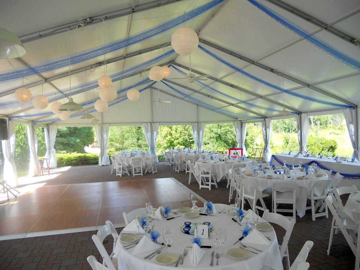 Reception Venues Wedding Rochester Ny Greystone Tent